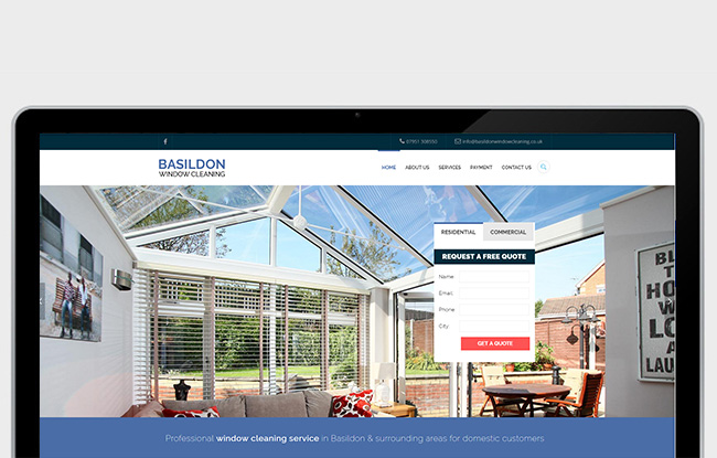 Basildon Window Cleaning