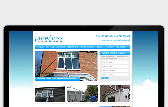 Pure Glass Essex
